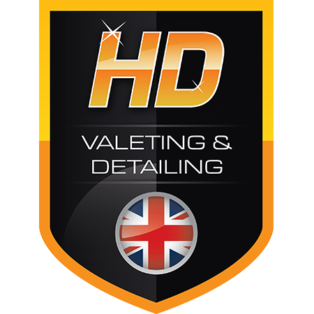 High Definition Valeting, Norfolk Logo