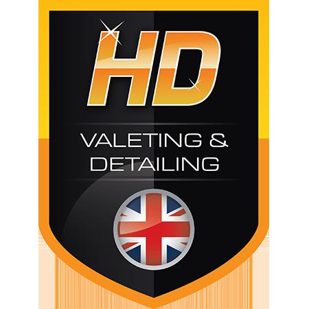 High Definition Valeting, Norfolk Logo