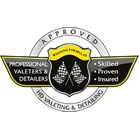 Professional Valeting and Detailers Logo