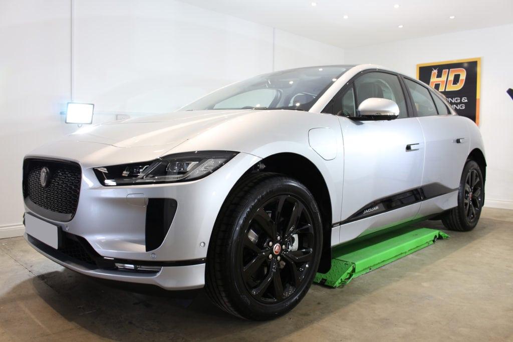 Jaguar I-PACE, HD Valeting & Detailing, Norfolk